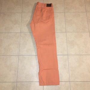Men's 38 Waist 32 Length Peach Ralph Lauren Pants